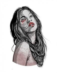 acid face
