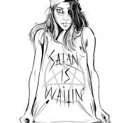 satan is watin