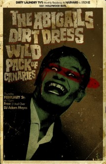 Dirty Laundry presents