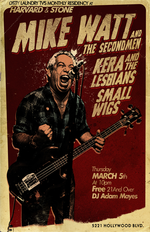 Mike Watt 2web