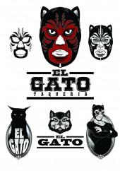 El Gato Logo Concepts