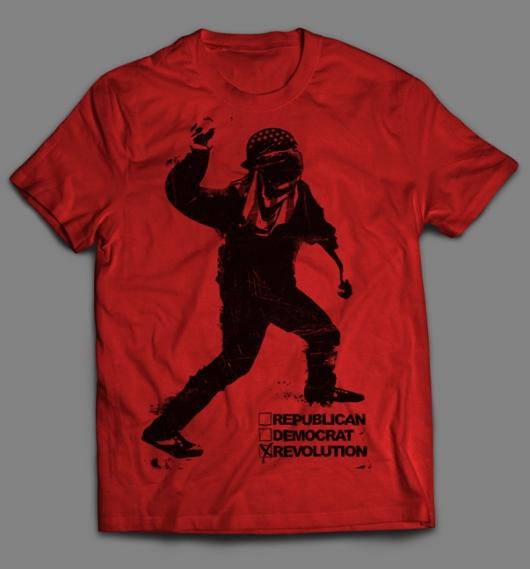 Revolution shirt