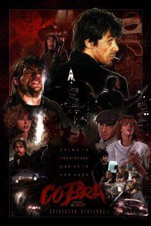 Alternative movie poster for Cobra