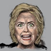 hrc-angry